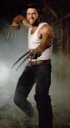 Hugh Wolverine, Wolverine Movie, Wolverine Art, Gambit Movie, New Mutants Movie, Hugh Jackman, Marvel Characters, Marvel Movies, Ichigo Y Rukia