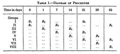 Spitzer Diagram of Procedure Spaced Repetition, Diagram, Math Equations, Day