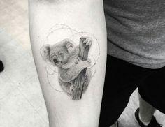 koala tattoo adventures in oz my new tattoo tattoos pinterest rh pinterest com koala bear tattoo images koala bear tattoos meaning