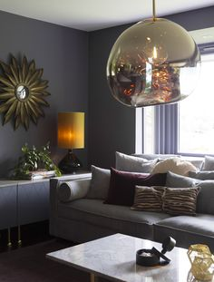 Want to know some fall and winter interior decor trends for this year? Discover now and get Inspired! Mr Big, Fall Trends, Interior Decorating, Ceiling Lights, Living Room, Lady, Kristian, Inspiration, Color