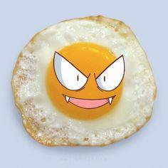 New trending GIF on Giphy. pokemon geek egg ghastly fried egg. Follow Me CooliPhone6Case on Twitter Facebook Google Instagram LinkedIn Blogger Tumblr Youtube