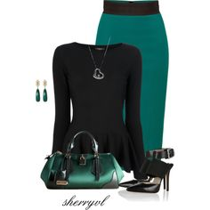 """""""Heart Necklace Contest"""" by sherryvl on Polyvore"""