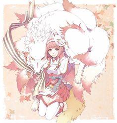 Fire Emblem: If/Fates - Sakura