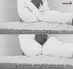 Yine ve yine Anime Komedi, Sad Anime, Anime Comics, Anime Love, Anime Art, Hyouka, Another Anime, Sad Girl, Kaneki