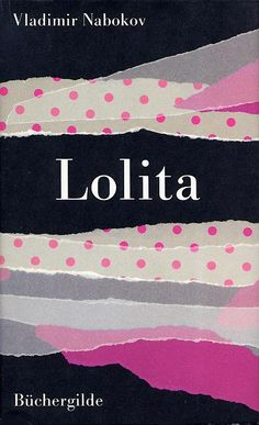 Lolita is a 1955 novel by Vladimir Nabokov about the relationship between erudite pedophile Humbert Humbert and his stepdaughter/kidnappee Dolores Haze. Vladimir Nabokov, Book Cover Design, Book Design, Lolita Book, Lolita Vladimir, Dolores Haze, Book Posters, Design Graphique, Light Of My Life
