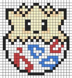 harry potter or characters cross-stitch pattern layout graph paper - Yahoo Image Search Results
