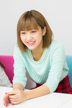 ナタリー - [Power Push] ℃-ute au「ブックパス」インタビュー (2/2) / 萩原舞