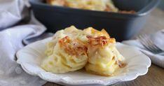 Primo piatto molto goloso!! nidi di pasta fresca con prosciutto e besciamella. Questa è una ricetta furba, si perché si cuoce tutto ...