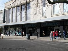 Primark Portsmouth ex-Woolworths and Littlewoods