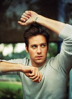 armie hammer... even though his name makes me giggle , he is so dreamy :)