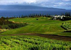 PGA Tour Player's 10 Worst Courses: #10 The Plantation Course at Kapalua