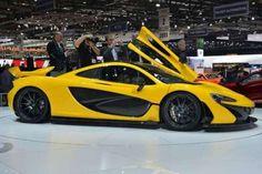 McLaren when debuted at the 2012 Paris Motor Show Forza Motorsport, Mclaren F1, Geneva Motor Show, Latest Generation, Vehicles, Paris, Montmartre Paris, Car, Paris France