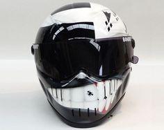 bandit pirate helmet xxr helmet