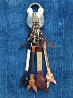Den & Delve Shop Keychains