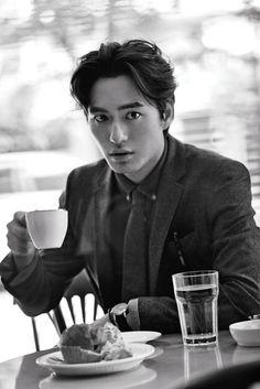 Lee Jin Wook   이진욱  