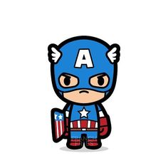 Imagine if Cap dress like this in Civil War  PS : I added new Cap sticker pack. Check it out on my - mvnchk