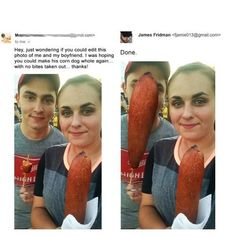 33 Brilliant Photoshop Trolls From the Master James Fridman – FAIL Blog – Fail | Fai ...