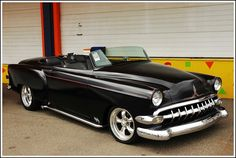1954 Chevrolet Convertible | Flickr - Photo Sharing!
