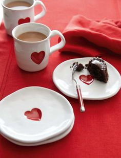 Sweet plates for sweet treats