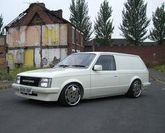 Mk 1 Astra/Bedford Van
