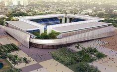 Brasil 2014: Estadio Pantanal