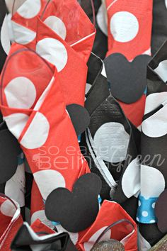 It�s a Mickey Mouse Birthday Party!