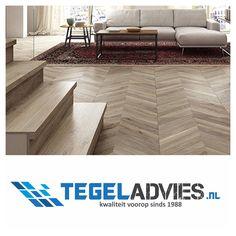 Deze keramische Hongaarse punt tegel in 60x120 cm staat op voorraad bij Tegeladvies.nl Tile Floor, Flooring, Contemporary, Interior, Home Decor, Decoration Home, Indoor, Room Decor, Tile Flooring