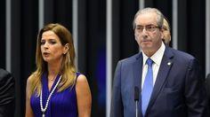 Matrimonio en problemas: procesan por corrupción en Brasil a la esposa del diputado Eduardo Cunha