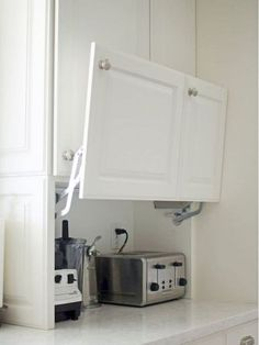 Clever & clean kitchen storage organization ideas (58)