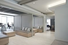 Breakout Area - Gfk - Milan Offices #Office #Openspace