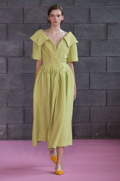 Emilia Wickstead Spring 2016 Ready-to-Wear Collection