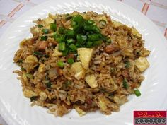 ARROZ CHAUFA DE POLLO    Google Image Result for http://libroderecetas.com/files/recetas/arroz-chaufa.jpg