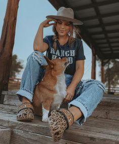 Cute Cowgirl Outfits, Western Outfits Women, Country Style Outfits, Southern Outfits, Rodeo Outfits, Cute Outfits, Trendy Outfits, Western Chic, Western Wear
