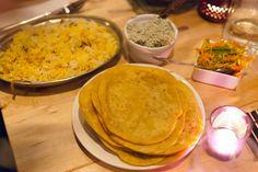 Dhal Pouri - Mauritian Supper Club