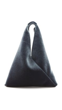 MM6 Maison Martin Margiela Felt Shoulder Bag