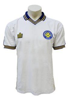 Leeds United 1978 Admiral Home Shirt