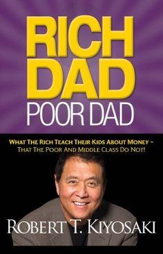 Rich Dad Poor Dad by Robert T. Kiyosaki, http://www.amazon.co.jp/dp/B004XZR63M/ref=cm_sw_r_pi_dp_K2O7rb1Y1DDAD