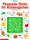Kindergarten Themes. Could use some of them for preschool also