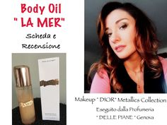 "Scheda e Recensione "" Body Oil Glowing ""  LA MER Oil, Makeup, Beauty, Make Up, Makeup Application, Beauty Makeup, Beauty Illustration, Diy Makeup, Maquiagem"