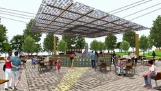 modern shade structure - Google Search