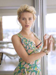 Scarlett Johansson. #Johansson #Scarlett