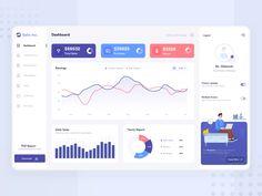Sales Analytics Dashboard by Dibbendo Pranto ✪ for UICraft Studio on Dribbble Sales Dashboard, Analytics Dashboard, Dashboard Design, Ui Ux, Project Dashboard, Design Ios, Chart Design, Interface Design, Graphic Design