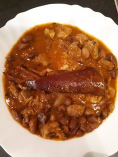 Hungarian Recipes, Hungarian Food, Food 52, Chili, Grilling, Food And Drink, Cooking Recipes, Beef, Eten