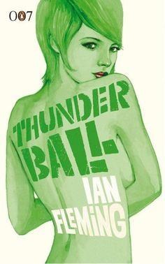 Michael Gillette James Bond Covers - Thunderball