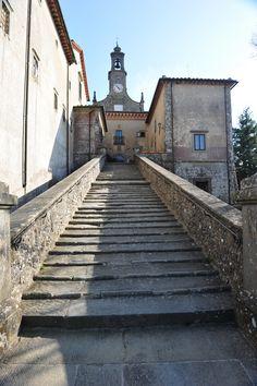 Monastero di Monte Senario (Firenze) - Italy