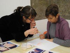 Primo incontro di Punti vista, il corso di #formazione pensato per insegnanti e atelieristi in occasione della mostra Dagli Impressionisti a Picasso. 20 gennaio 2016