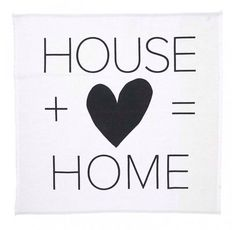 Vtwonen textiel poster 50 x 50 cm - house + love = home - afbeelding 1 ligh Home Quotes And Sayings, Words Quotes, Love Quotes, Cinema Box, Licht Box, Letter Board, Letters, Light Board, Bild Tattoos