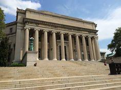 Columbia Library, Manhattan, NY, US