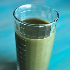 Green Smoothies--delicious and good for you!