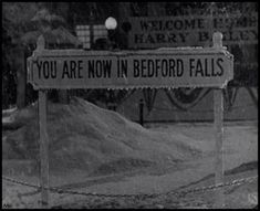 "Frank Capra's ""It's a Wonderful Life"", 1946 - One of my top five films."